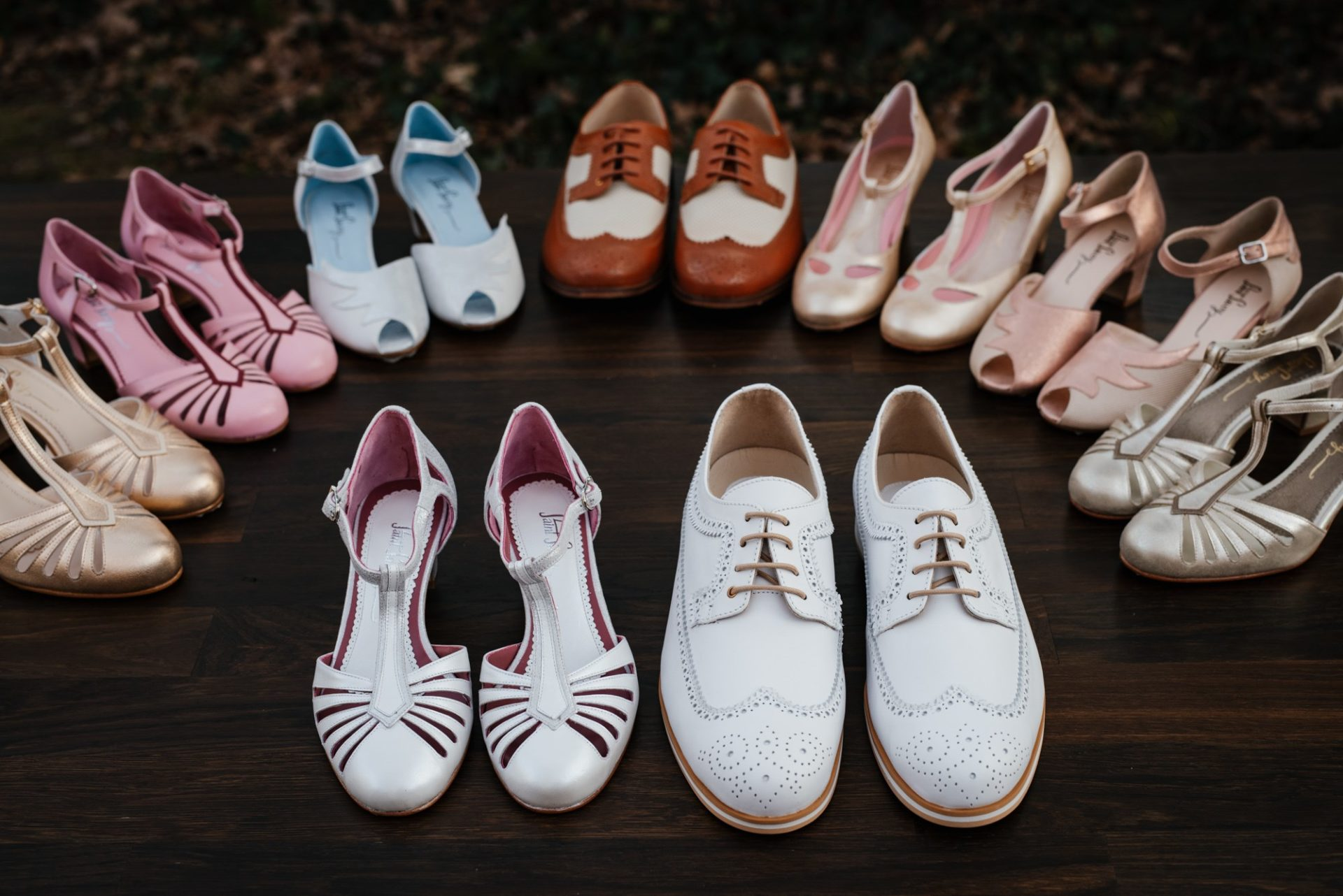 Picking the Best Vintage Style Wedding Shoes – Saint Savoy